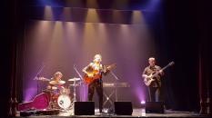 Peppe Voltarelli in concerto al Teatro Bibiena di Sant'Agata (Bo), 27 gennaio 2016