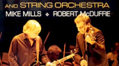 "Mike Mills e Robert McDuffie, ""Concerto for violin, rock band and string orchestra"" (2016, Orange Mountain Music)"