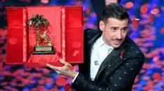 Francesco Gabbani, vincitore del Festival di Sanremo 2017