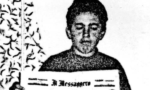 Giuseppe Di Matteo, sciolto nell'acido dalla mafia a tredici anni