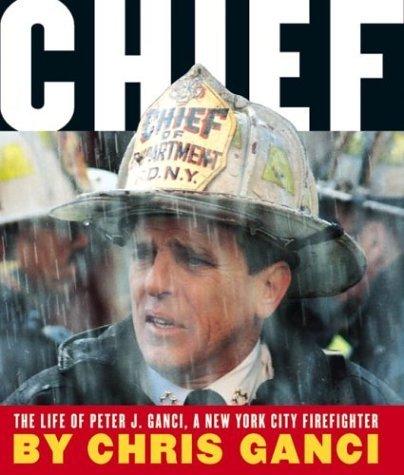 """""""Chief"""", il libro scritto da Chris Ganci sulla vita del padre Peter"""