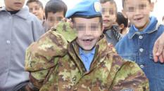 Un giovane amico libanese