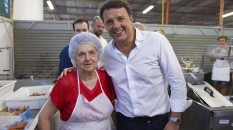 """""""Tieni botta"""", il popolo Pd sta ancora con Renzi"""