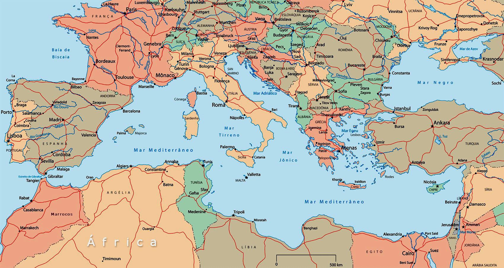 Mediterraneo l italia si riprenda il giardino di casa se - Immagini del cardellino orientale ...