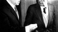 Ingrao e Berlinguer