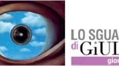 Il logo del concorso fotografico Lo sguardo di Giulia