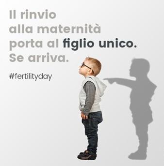 #Fertilityday: no al figlio unico