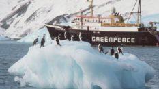 Greenpeace in Antartide