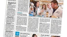 Donne medico, la pagina in edicola
