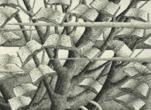 P.P. Tarasco, L'albero dei libri