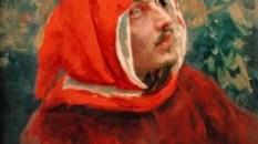 Dante Alighieri, ritratto di Il'ja Efimovic Repin
