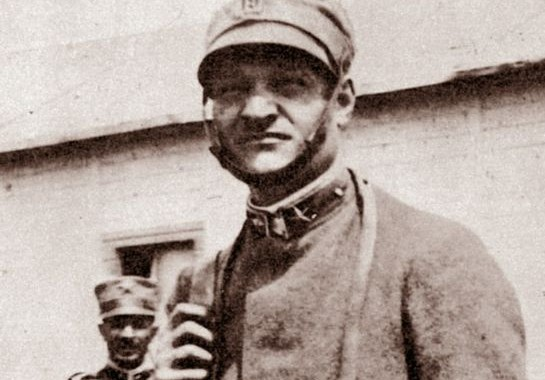 Giuseppe Ungaretti soldato