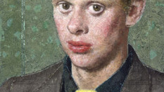 Dylan Thomas in un ritratto di Alfred Janes