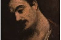 Khalil Gibran, ritratto di Yusef Hoyiek, 1908