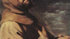 San Francesco secondo Francisco de Zurbarán