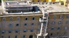 Palazzo San Carlo, qui vive il cardinale Bertone