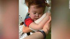 Alfie Evans aveva due anni