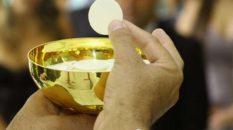 Il sacramento della Comunione
