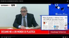 No a un mondo di plastica