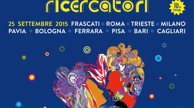 Il 25 settembre torna la Notte Europea dei Ricercatori in Italia e in Europa